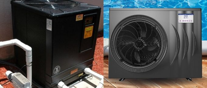 leave pool heater on overnight