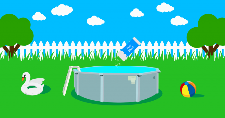 pool shock for above ground pools