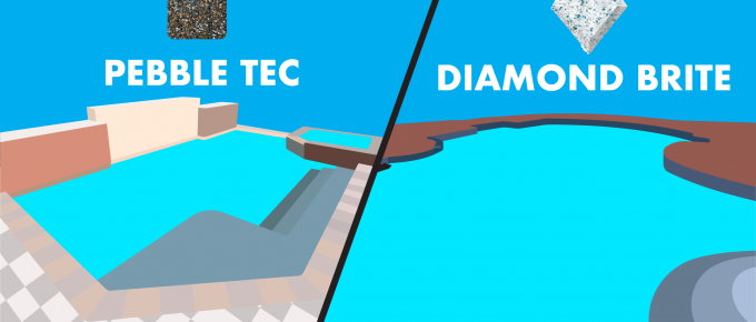 diamond brite vs pebble tec